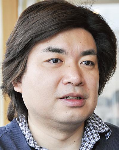 大月 智博さん