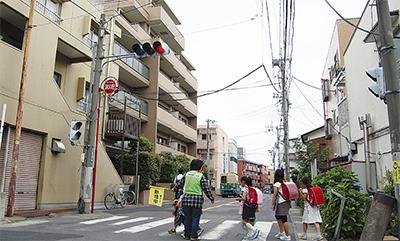 通学路の改善要望120カ所