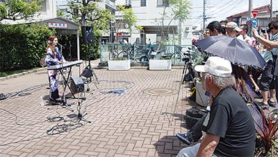 あす、中野島で音楽祭
