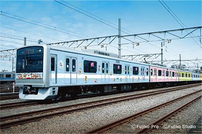 藤子キャラの電車復活