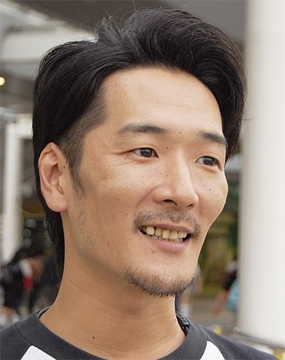 高山 康司さん