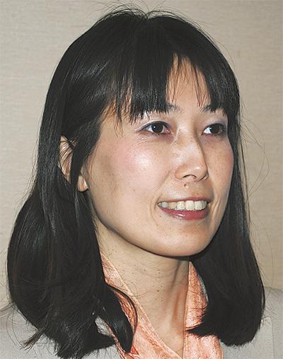 山崎 直子さん