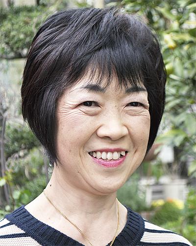 菊池 紀子さん