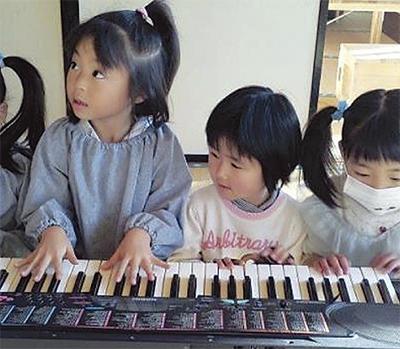 「被災地に電子ピアノを」