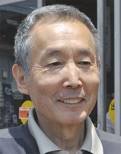 三竹 隆雄さん