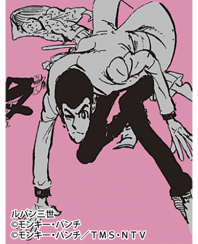 マンガとアニメで25周年