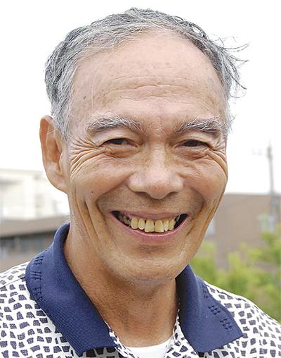 ごめんねの気持ちで環境活動佐々木 梅吉さん