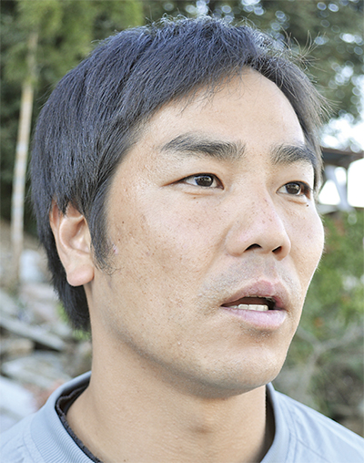 渡部 靖成さん