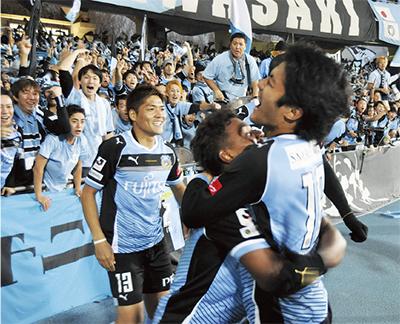 4年ぶりACL(アジア・チャンピオンズリーグ)へ
