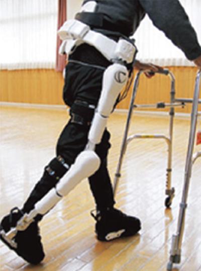 介護ロボットを体験しよう