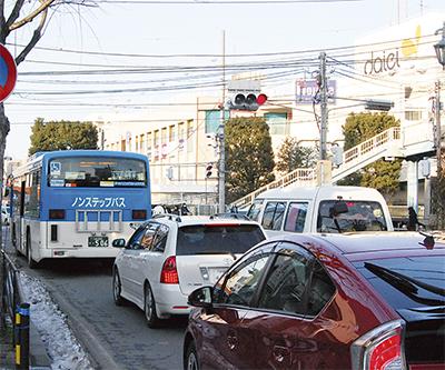 5カ所で緊急渋滞対策
