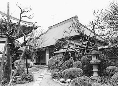 長念寺が揚屋を特別公開