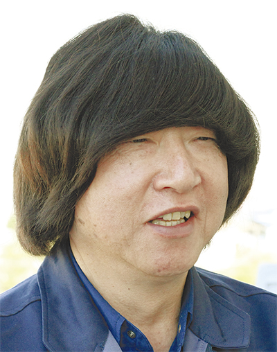小川 登さん