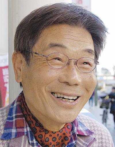 辻 三太郎さん(本名 辻 茂さん)