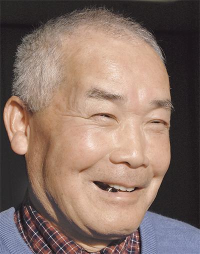 新藤 敏夫さん