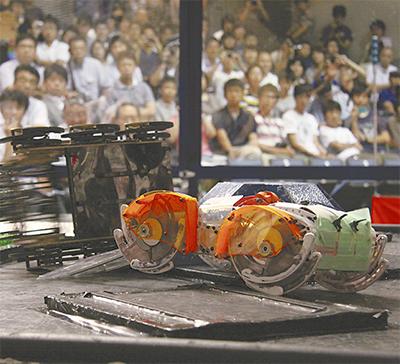 ロボット大会参加者募集