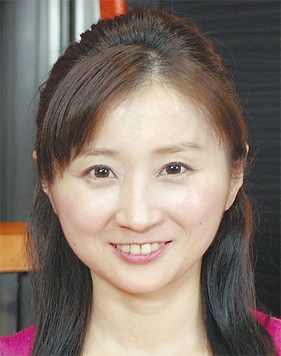 藤田 ゆみこさん