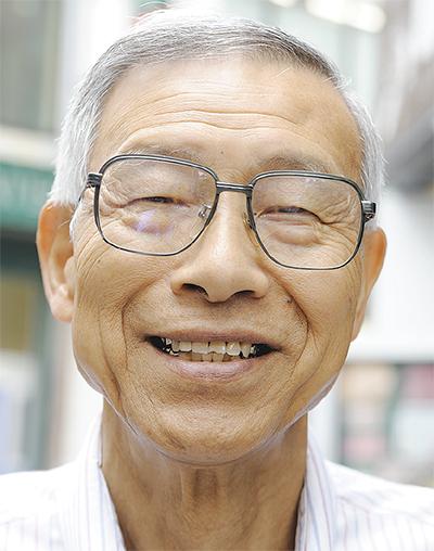 松澤 幸男さん