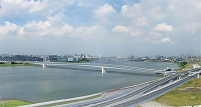 橋の形 環境に配慮