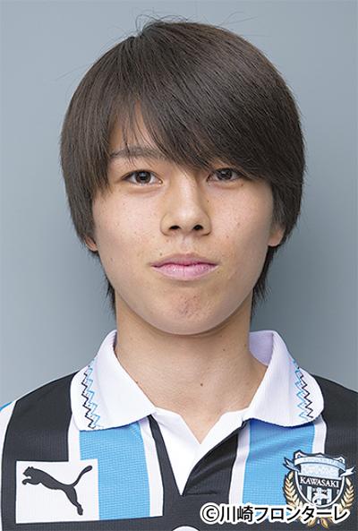 田中碧選手 来季新戦力へ