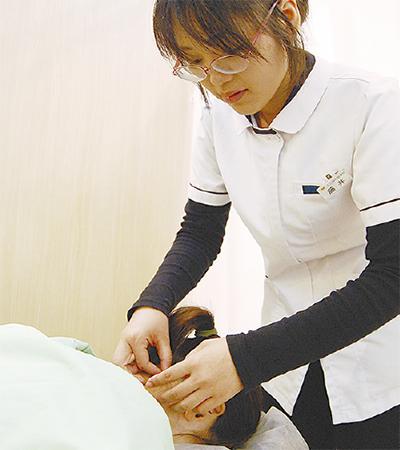 鍼灸治療を導入