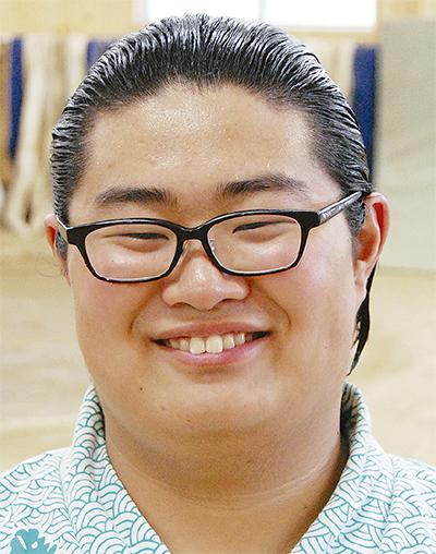 田井中 竜昇(たつのり)さん