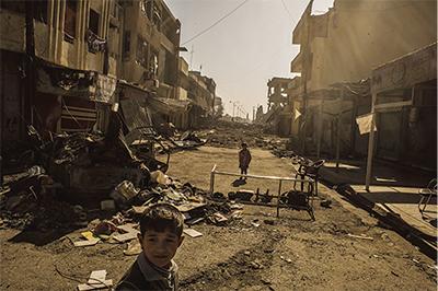 中東、紛争の現状知る