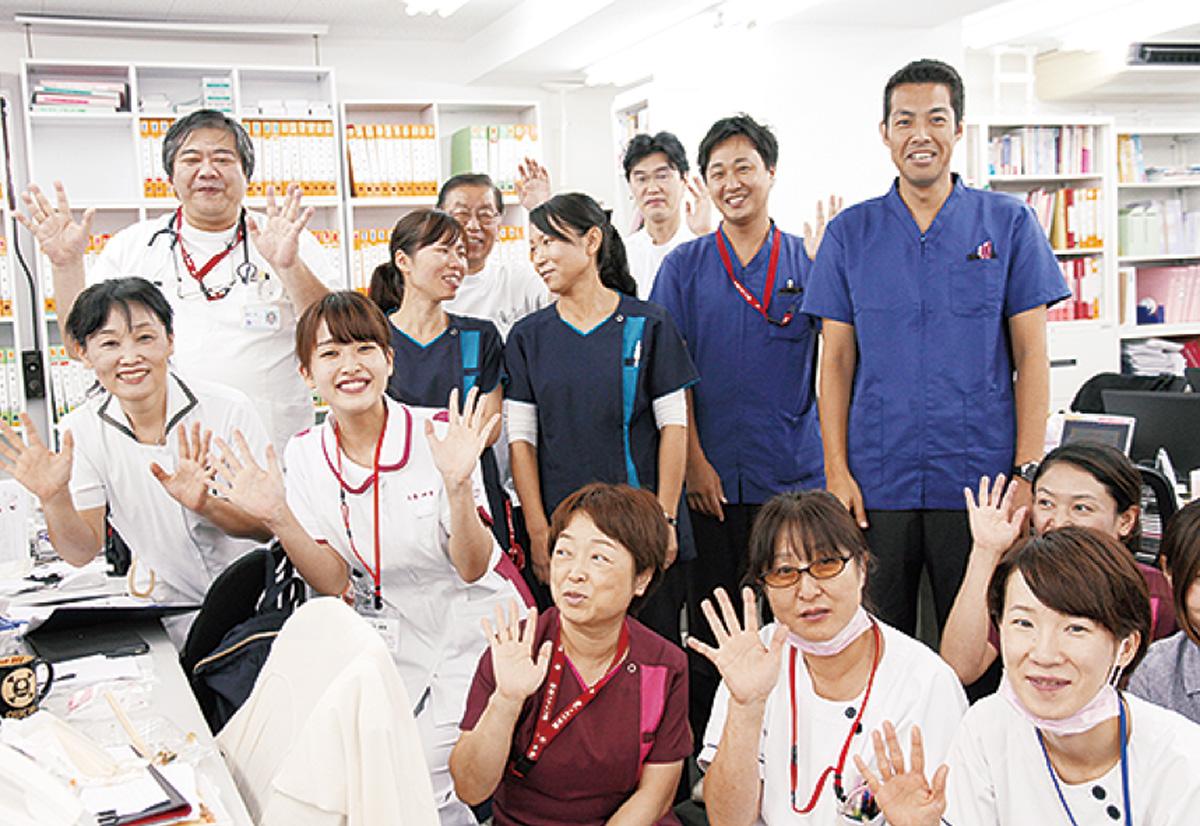 在宅医療、介護を支える仕事