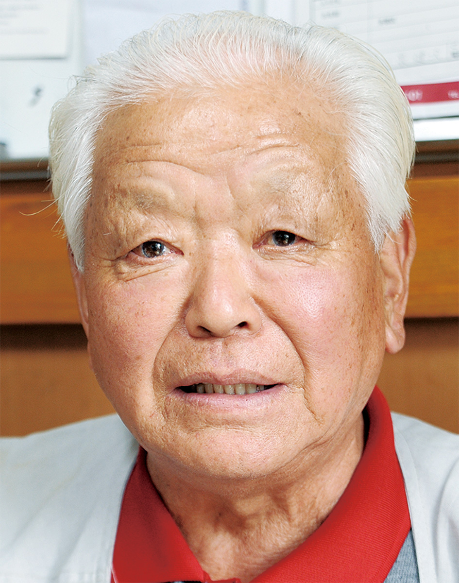 吉澤 徳重さん