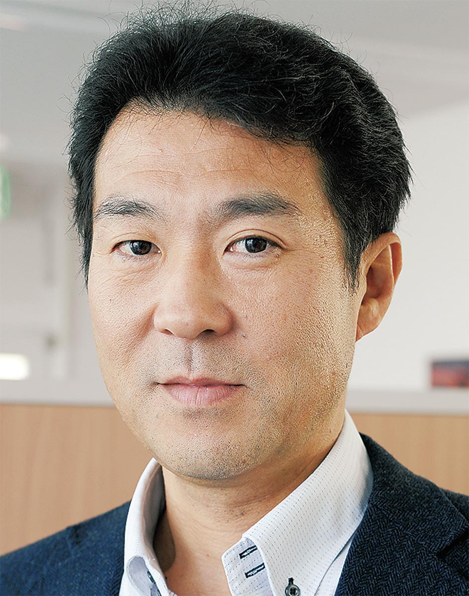 田村 潤さん