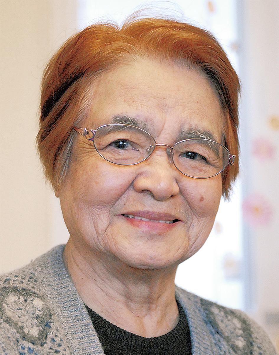 塩田 ミネ子さん
