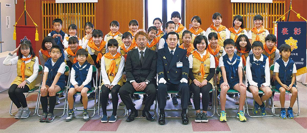 菅地区児童学びを地域へ