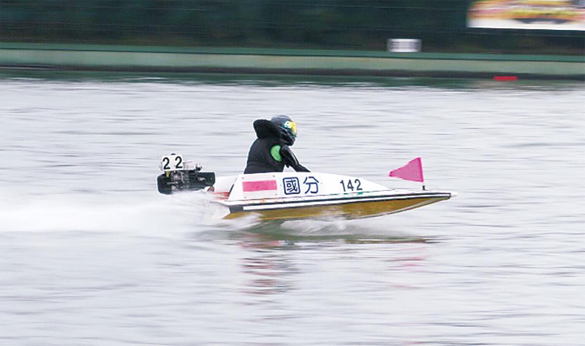 レース ボート
