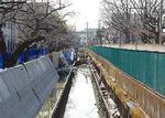 整備が進む渋川