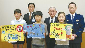 (左から)若林さん、石井さん、坂本さん