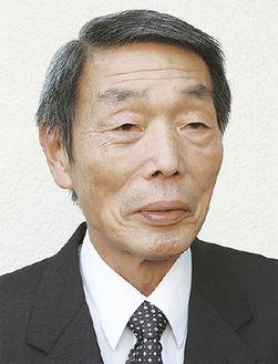 同会世話人の竹内さん