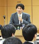 講演を行った伊藤氏