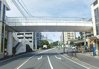 現在募集している若葉台ハナミズキ線歩道橋(麻生区)