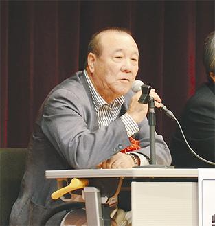 3連覇を逃した夏の甲子園を振り返る柴田さん
