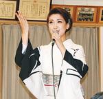 市川由紀乃さん(昨年)