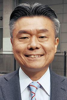 松川正二郎氏
