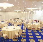 新宴会場「飛翔」立食350名、着席240名祝宴会、歓送迎会に!