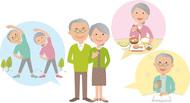 健康長寿ために必要な機会を提供