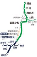相鉄・JR直通線、運賃決まる