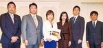中原区自民党議員団が稲田幹事長代理を通じ、国へ台風被害の早期対応を要望