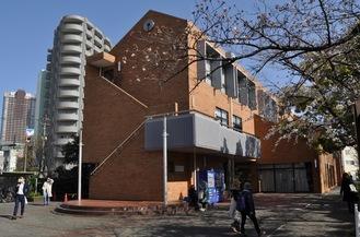 今年7月に移転予定の川崎市総合自治会館
