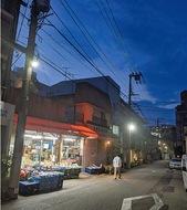 街路灯「維持費に重荷」