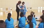 「全日本みやうち着付士技能者の会」が行う授業