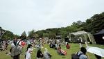 5月に開催された生田緑地⇄多摩川ピクニックラリーにも携わった