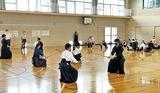 剣士15人が昇級